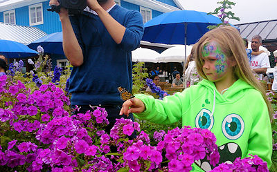Fundraising Butterfly Release_5