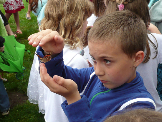 Educational Butterfly Release_3